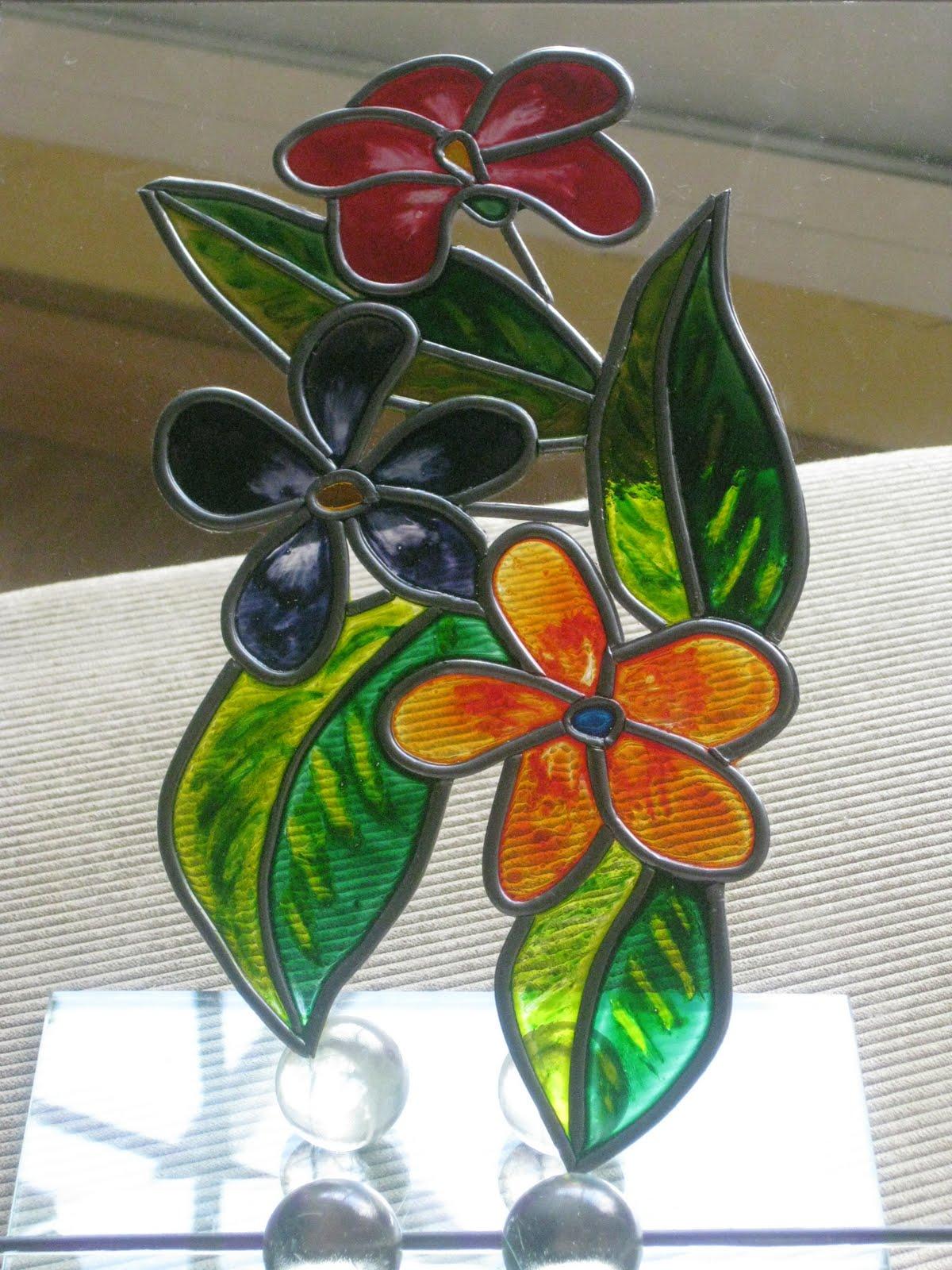 Pituart falsa vidriera - Como hacer una vidriera ...