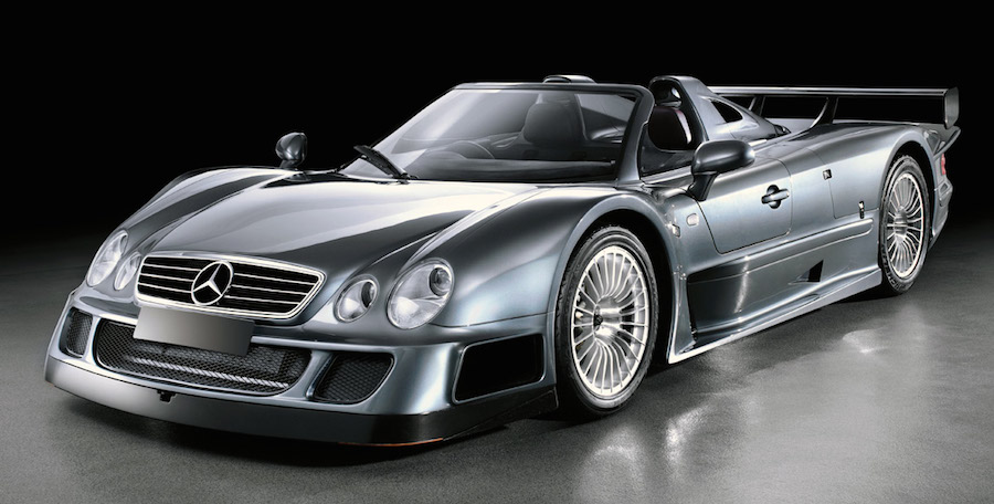 メルセデスベンツCLK-GTR ロードスター