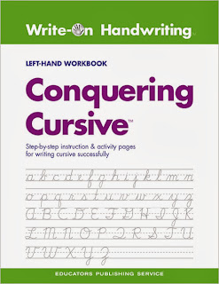 Handwriting Workbooks