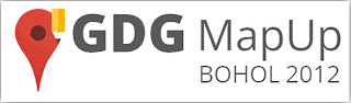 GDG MapUp Bohol 2012