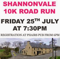 10k race near Clonakilty