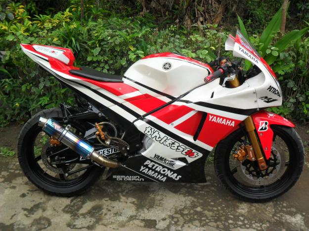 Modif Motor Yamaha Vision