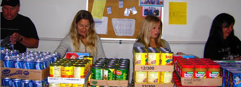 Monterey Food Bank Donations