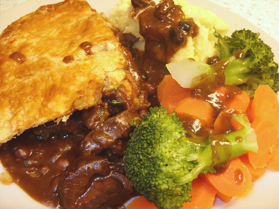 how to make steak pie