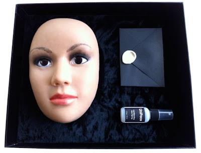 mascara de beleza, linda, uniface mask, chines, Zhuoying Li, cirurgia plastica, wtf, maquiagem , eu adoro morar na internet