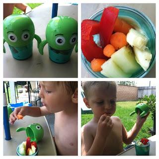 Making Healthy Food Fun!