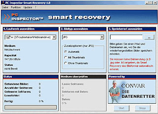 PC Inspector, Recovery, backup files, memory card recovery hp, how to restore deleted files on the memory card hp