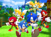 Sonic Generations Puzzle