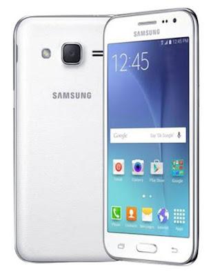 Samsung Galaxy J2 - Putih