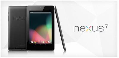 Nexus 7, tablet nexus, Android 4.1