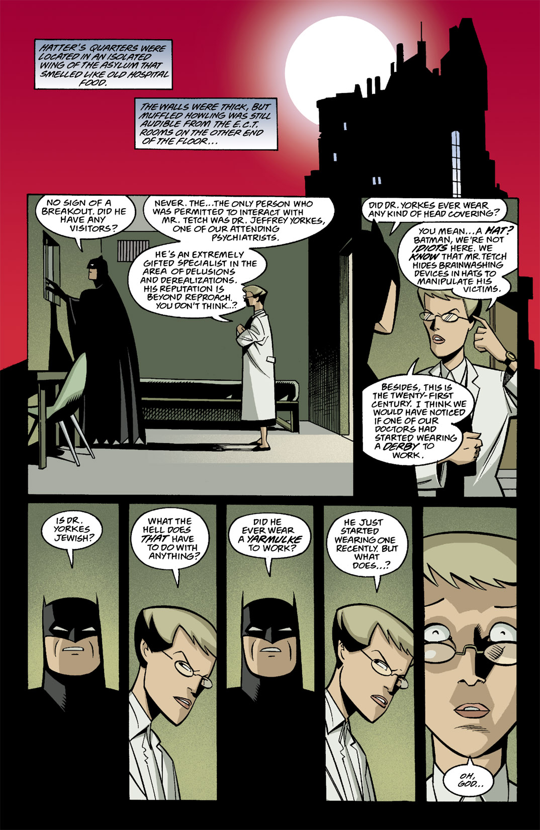 Detective Comics (1937) Issue #787 Page 8