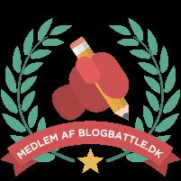 Stolt medlem af Blogbattle.dk