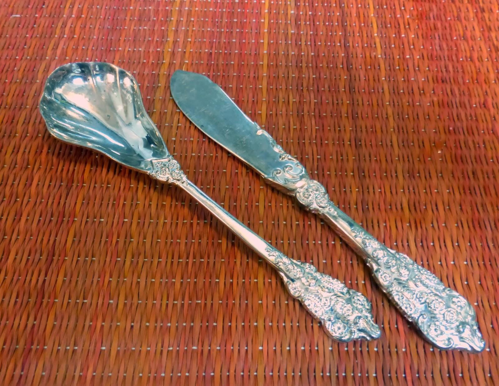 Diy silver polish using baking soda