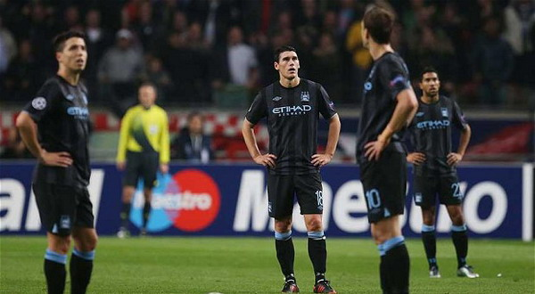 Manchester City vs Ajax Amsterdam