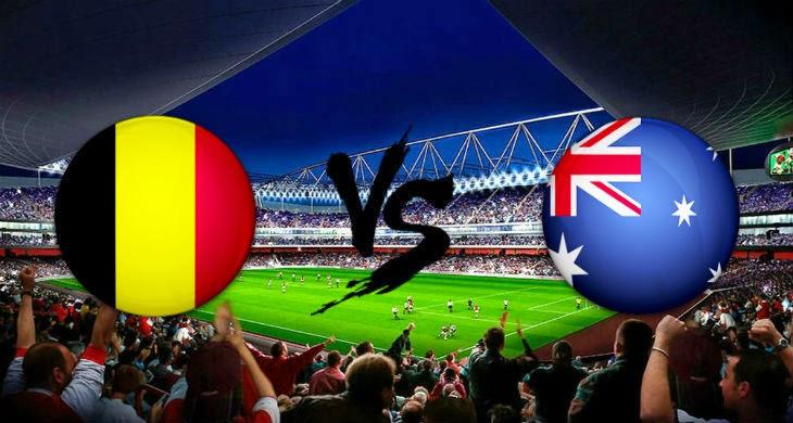 Prediksi Bola Belgia vs Australia 5 September 2014