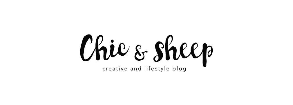 chic and sheep