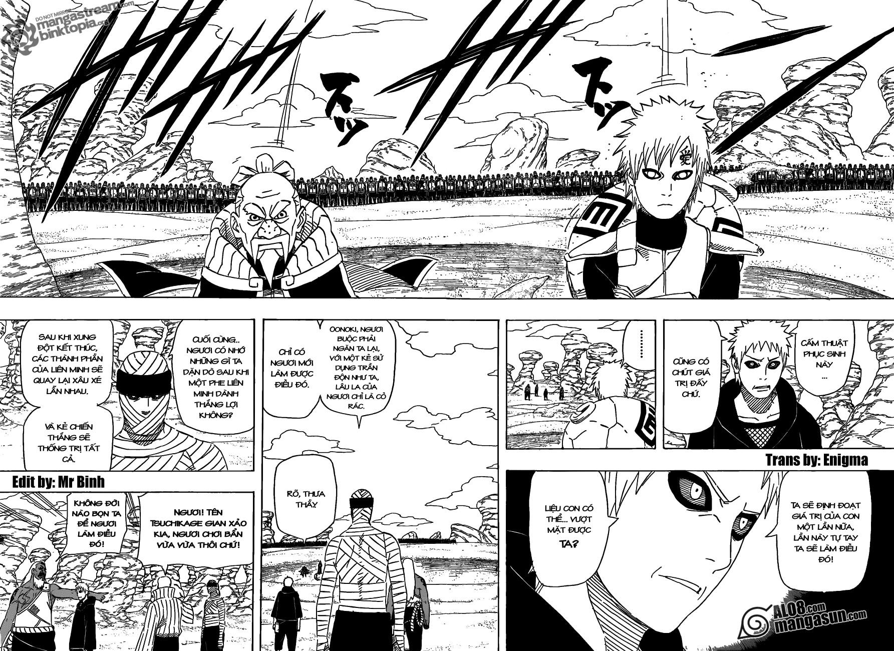 Naruto chap 547 Trang 8 - Mangak.info