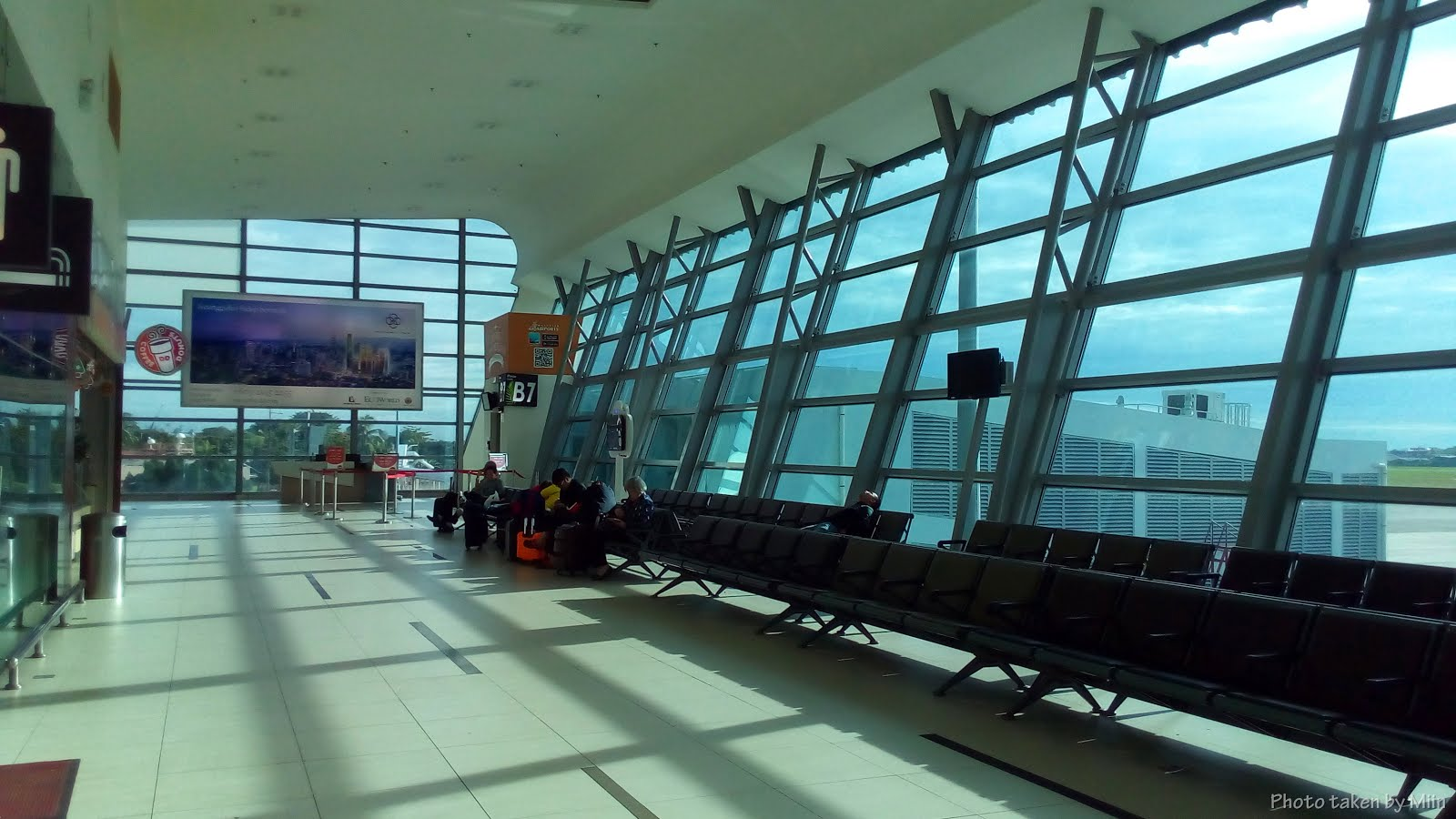 how to go from georgetown to penang airport