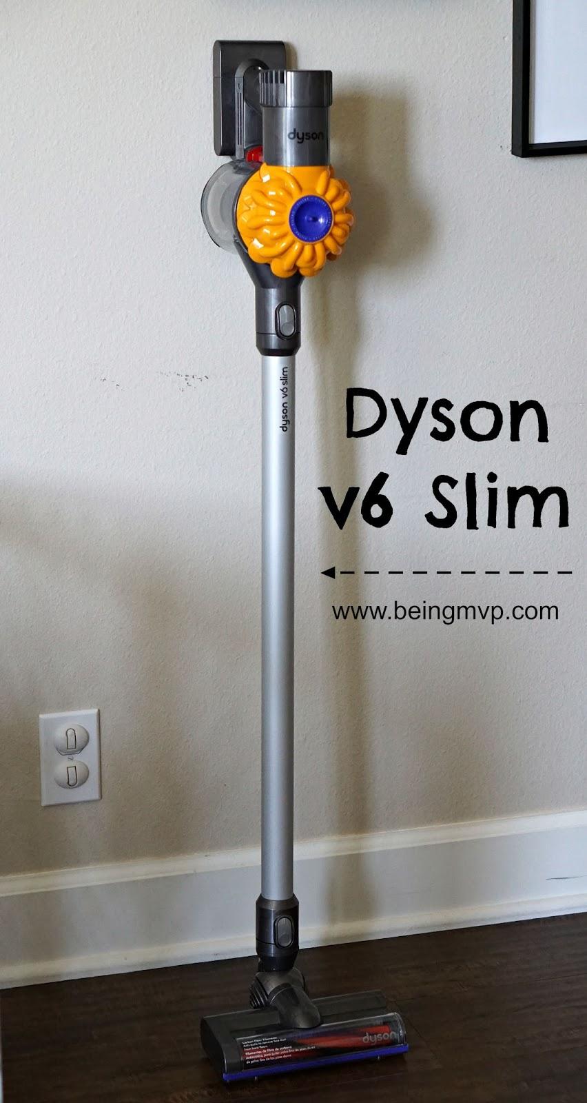 being mvp dyson v6 slim vacuum review dyson. Black Bedroom Furniture Sets. Home Design Ideas