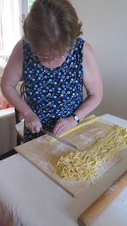 Home Made Pasta Anita bed and Breakfast Valmontone Roma