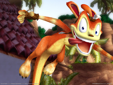 #7 Daxter Wallpaper