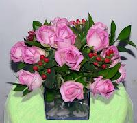bunga untuk istri