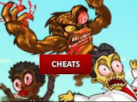 Kill Your Way Up The Food Chain cheats aka Brainless Monkey Rampage