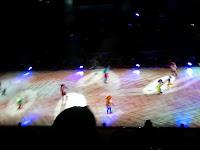 dwarves on ice
