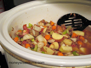 Leftovers Soup | Crockpot Slow Cooker Recipes | MoneywiseMoms