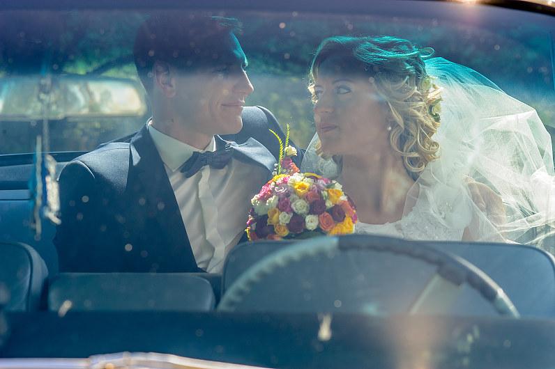 vestuvinis automobilis