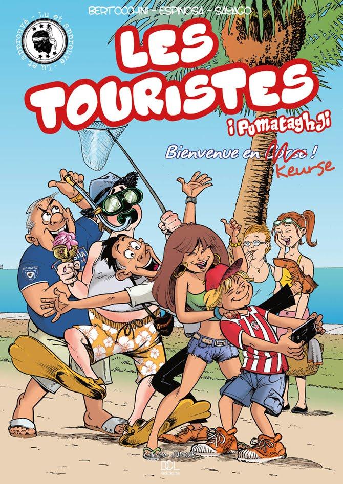Les Touristes (1 tome)