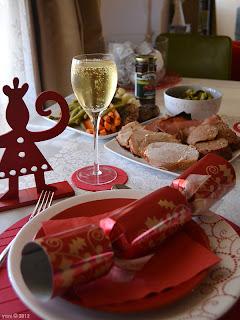 ye olde christmas feaste 2012