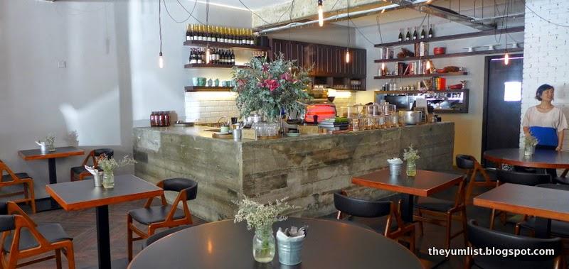 Sitka Restaurant, Damansara Heights, western
