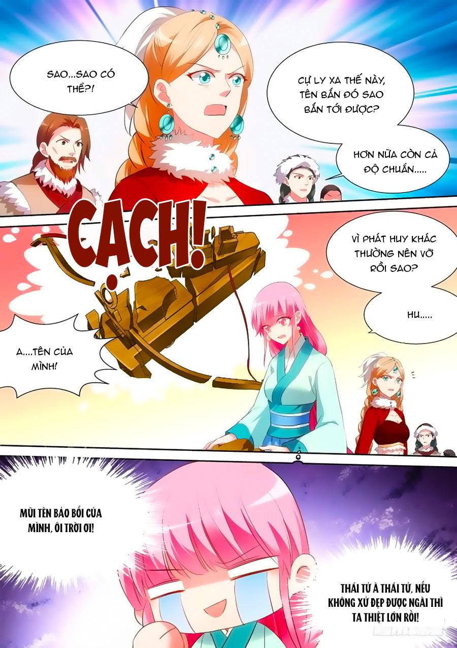 Hệ Thống Chế Tạo Nữ Thần chap 114 - Trang 10