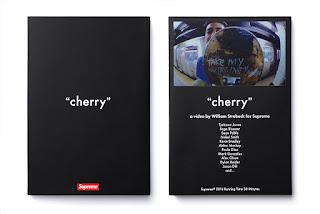 "SKATERNOISE SUPREME - ""cherry"""