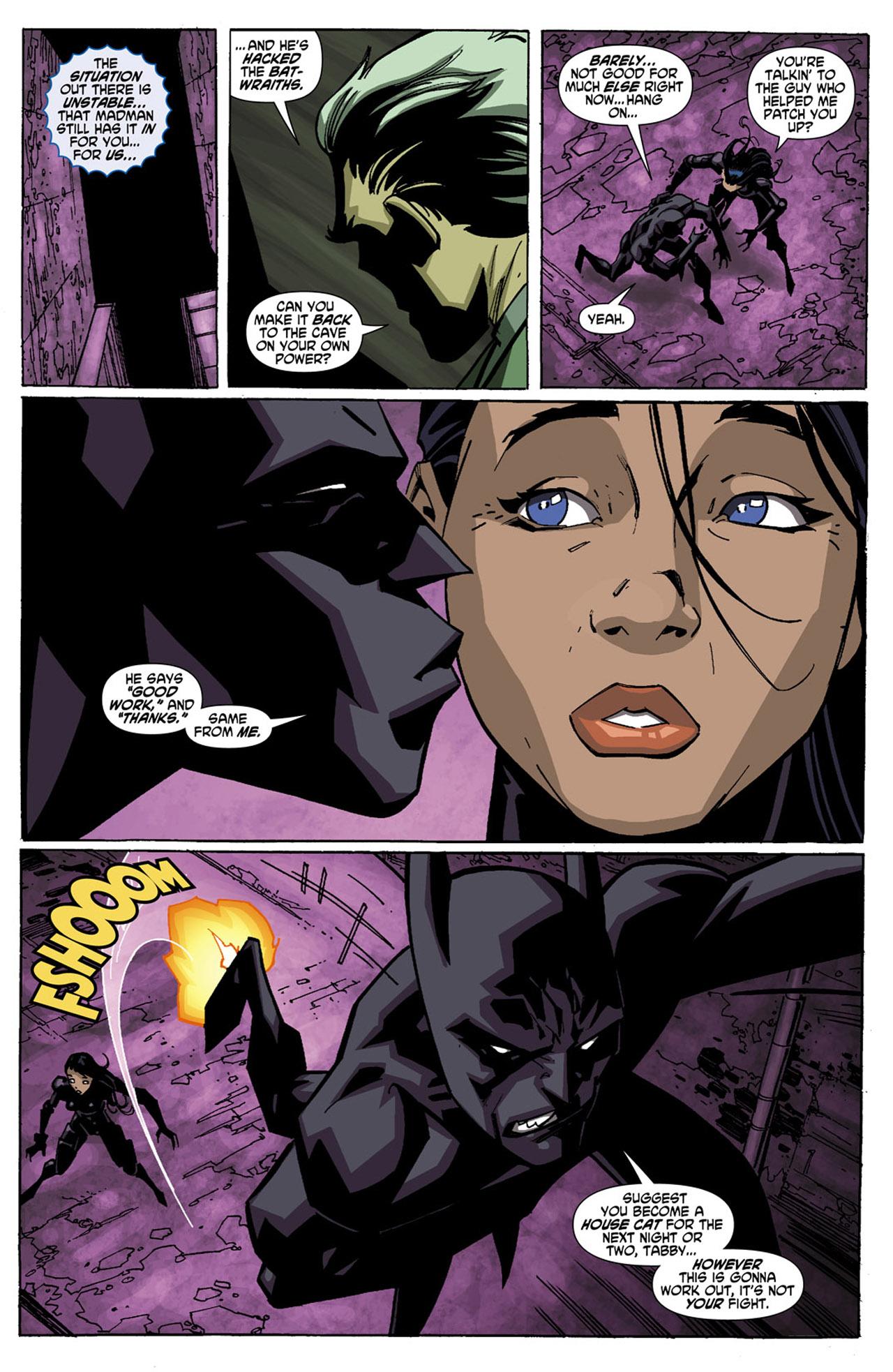 Batman Beyond (2010) Issue #5 #5 - English 15