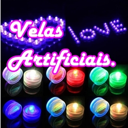 Velas artificiais