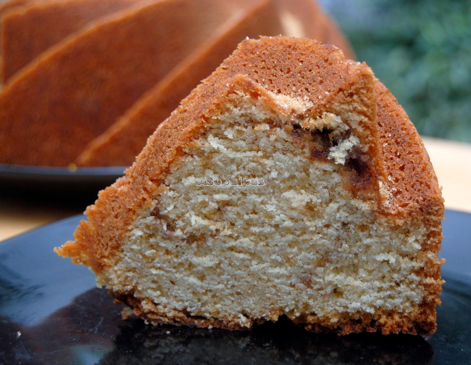 Snickerdoodle Bundt Cake Recipe
