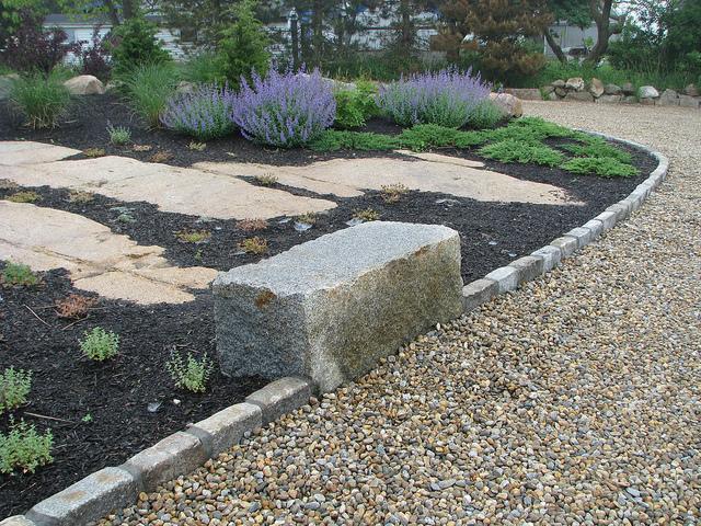 Landscaping Border Blocks : Edging Design Ideas Garden Blocks Images