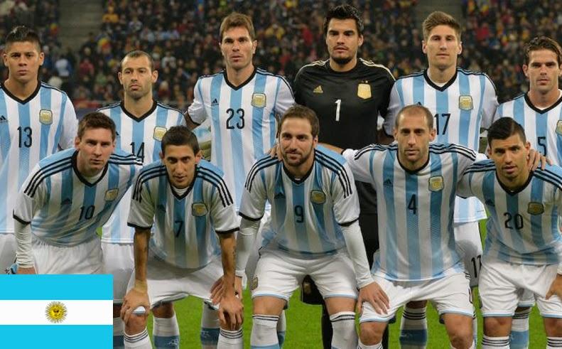 Finale de la coupe du Monde de Football 2014 Brésil