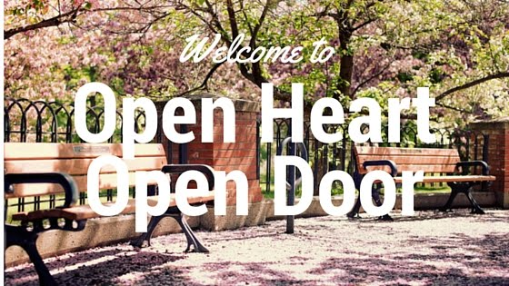 OPEN DOOR OPEN HEART