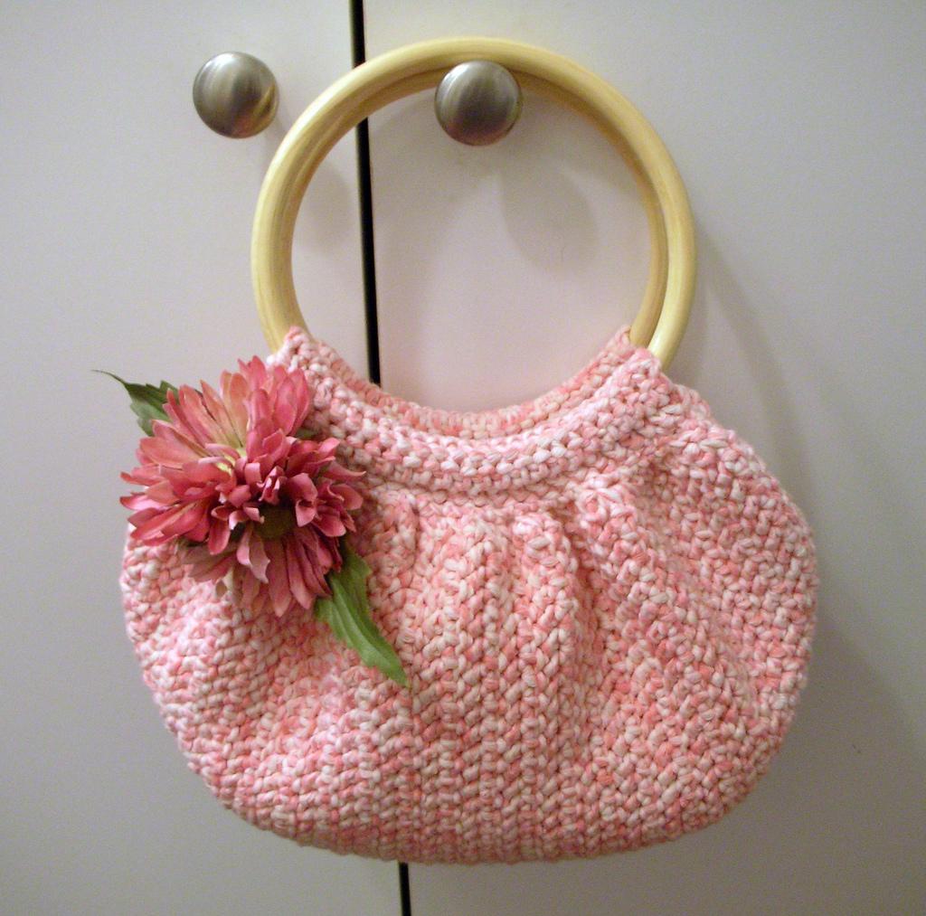 Knit Diaper Bag Pattern Free : bag patterns-Knitting Gallery