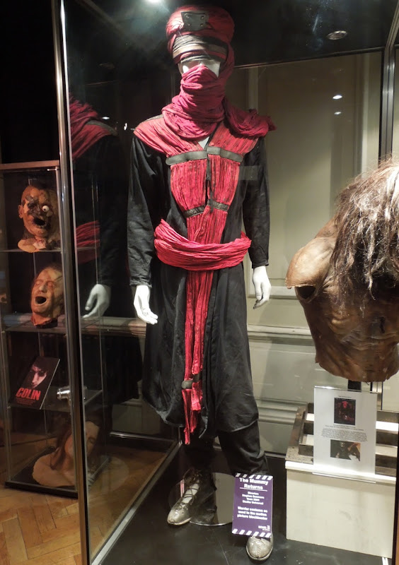 Mummy Returns warrior costume