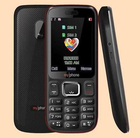 MyPhone Fuego Ignite