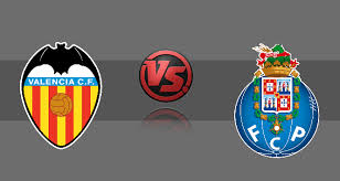 Valencia vs Porto