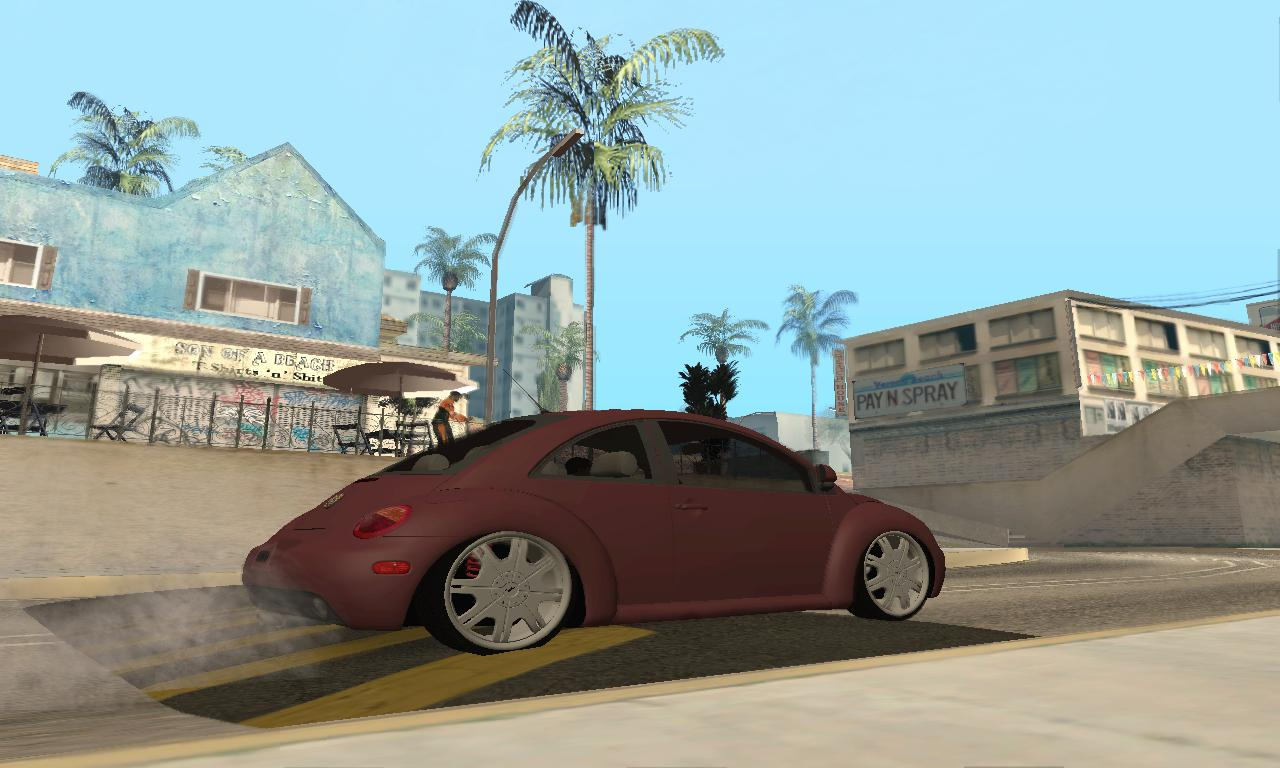 Ekipe Gta Cars 176 ★ Gta Sa New Beetle