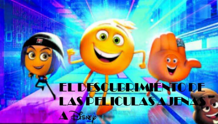 EL DESCUBRIMIENTO DE LAS PELICULAS AJENAS A DISNEY