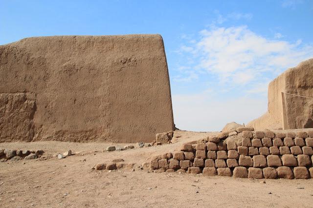 Chan Chan Ancient Ruins Peru