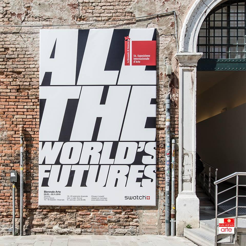 56^ Biennale di Venezia