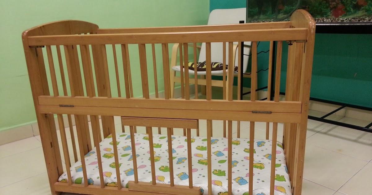BaBY BuNDLeS Baby Cot Katil Baby Lipat 01
